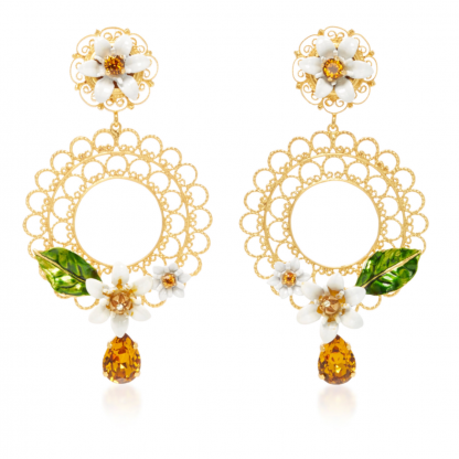 Dolce Gabbana Earrings Rent Hire