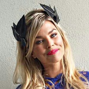 Keegan Mae Millinery Athena Black Crown Rent Hire