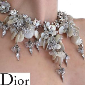 Dior Necklace Rent Hire
