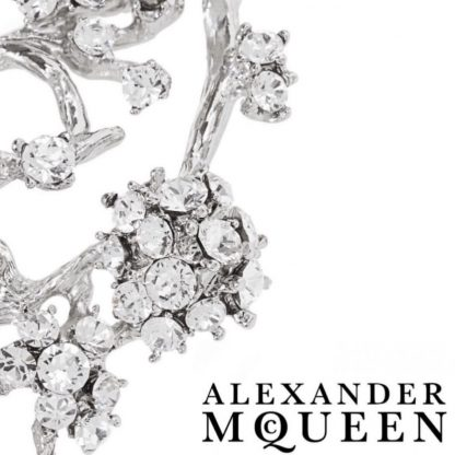 Alexander McQueen necklace choker rent hire