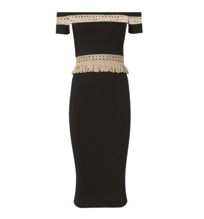 Alexis Bailey Tassel Dress Rent Hire