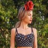 Dolce Gabbana 2 piece set Polka Dot Rent Hire