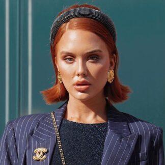 Chanel Vintage Gold Brooch Hire Rent