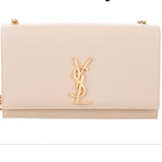 YSL Kate Medium Power gold bag Hire Rent