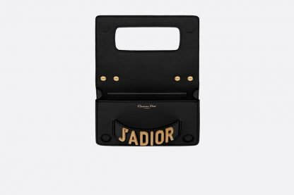 Mini J'Adior bag black Rent Hire