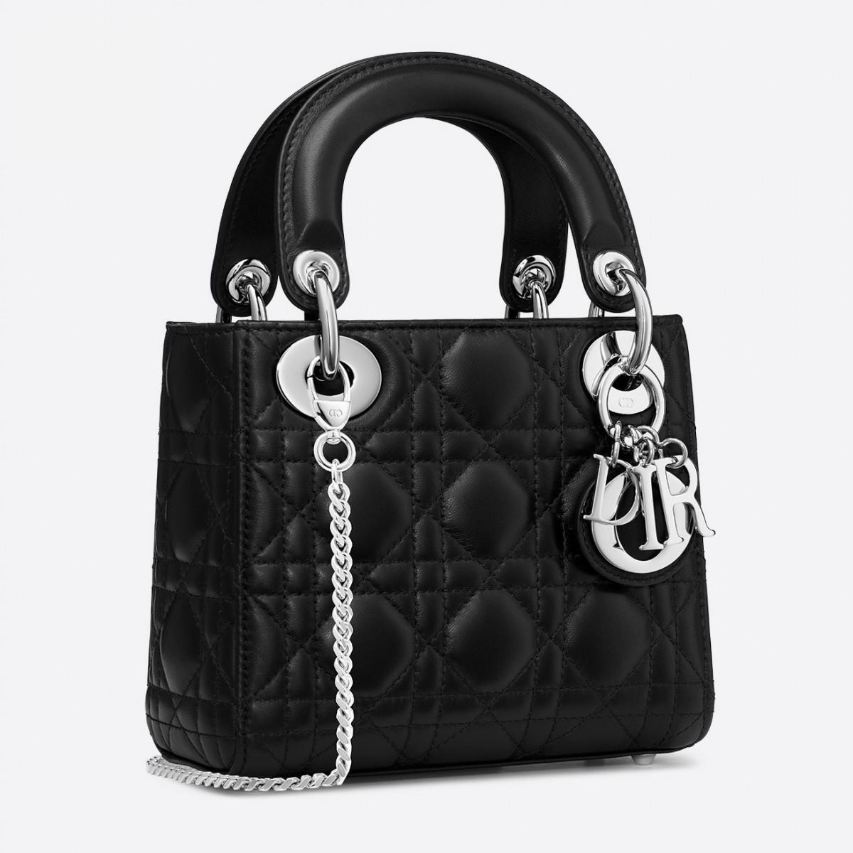 cfb18cf9d13f Dior mini lady dior lambskin bag black designer dress hire australia jpg  1200x1200 Dior mini